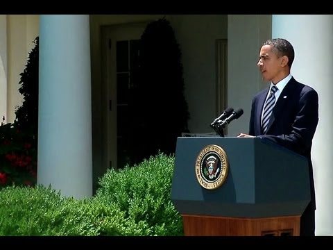 President Obama Delivers a Statement on Debt Compromise