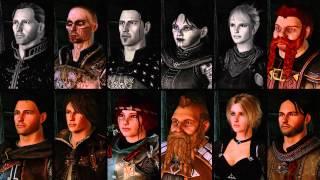 getlinkyoutube.com-Dragon Age Awakening: Party banter