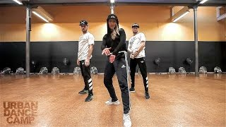 Collapse - Eminem / Baiba Klints ft. EZtwins Hip Hop Dance Choreography / URBAN DANCE CAMP