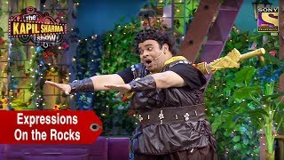 Baccha Yadav's Remarkable Expressions - The Kapil Sharma Show width=