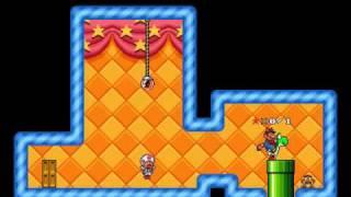 getlinkyoutube.com-Super Mario Bros. X Part 1, An easy start.