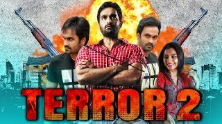 Terror 2 (Basanti) 2018 New Released Hindi Dubbed Movie | Raja Goutham, Alisha Baig, Randhir Gatla width=