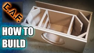 getlinkyoutube.com-How to Build a Subwoofer Box