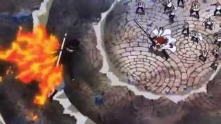 getlinkyoutube.com-วันพีช - ซาโบ้ vs ฟูจิโทระ [One Piece]