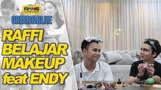 Raffi Ahmad jadi cewe? feat. Tony Pengabdi Setan #GREEN&BLUE