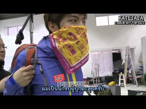 [Thai sub] 2PM NEPA 2012 Special Making Film Part 2