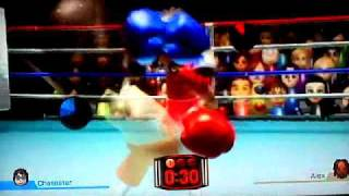 getlinkyoutube.com-Wii Sports: Pro Boxing
