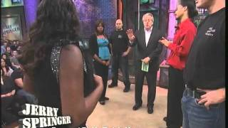 Pregnant By My Twin's Man (The Jerry Springer Show)