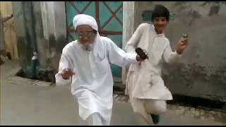 Funny Baba Dance Very Funny Video From Pakistan Must Watch street talent hahahaha width=