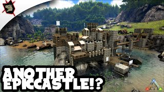 getlinkyoutube.com-ARK Survival Evolved #62 Another Epic Castle!?