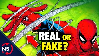 getlinkyoutube.com-SPIDER-MAN'S Web Shooters VS Organic Webbing! || Comic Misconceptions || NerdSync