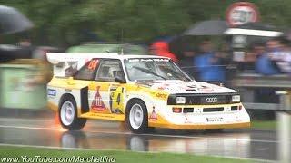 getlinkyoutube.com-13° Rally Legend 2015 - PURE Sounds, Drifts and Action!