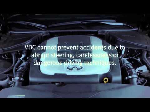 2013 Infiniti M - Vehicle Dynamic Control (VDC)