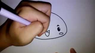 getlinkyoutube.com-สอนวาดการ์ตูน ขนมปัง by วาดการ์ตูนกันเถอะ