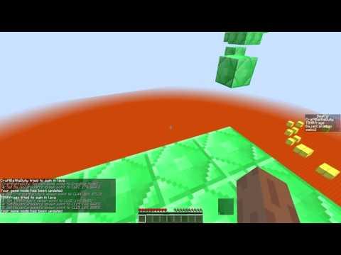 Minecraft: EXTREME RAGE Parkour Challenge! w/Mitch, Preston, and Lachlan!