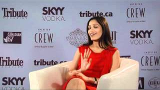 getlinkyoutube.com-Freida Pinto - Trishna Interview at TIFF 2011