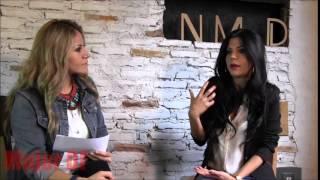 getlinkyoutube.com-Entrevista AFRICA ZAVALA para Revista Mujer DF