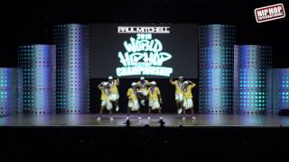 getlinkyoutube.com-13.13 Crew - India (Adult Division) @ #HHI2016 World Finals