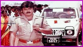 getlinkyoutube.com-Vijayakanth & Sarath Kumar Ultimate Fight  || In Maro Yuddha Kanda Telugu Movie - Mohini