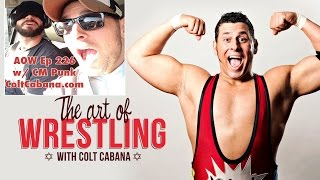 getlinkyoutube.com-CM Punk - Art of Wrestling Ep 226 w/ Colt Cabana