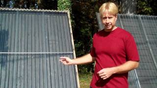 getlinkyoutube.com-Super Simple, CPVC Solar Hot Water Collector