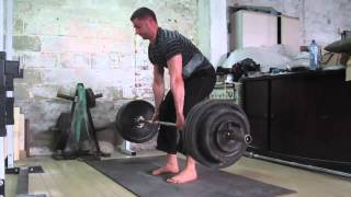 getlinkyoutube.com-How To Deadlift: Mehdi From StrongLifts Deadlifts 451lb (2.7x BW)