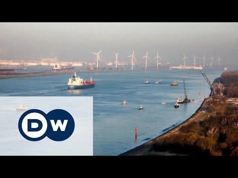 Рейн: новый взгляд на могучую реку