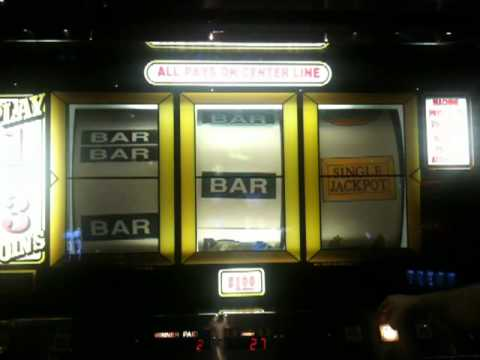 Drunk and Winning at slots at New York New York Las Vegas