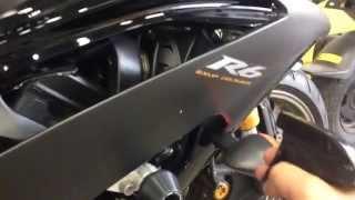 getlinkyoutube.com-เคลือบแก้ว Bigbike : Yamaha R6 by RPM Car Wash ราคาไม่แพง #สอนเคลือบแก้ว #แฟรนไชส์เคลือบแก้ว