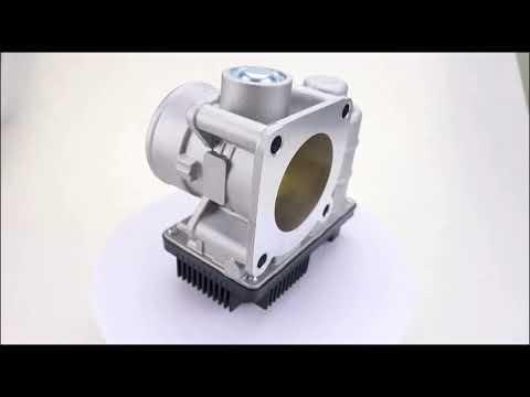 LOREADA Throttle Body Assembly OEM 16119AU003 Fits For Nissan ETB0003 SERA57601