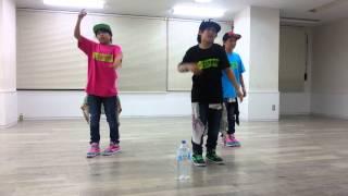 getlinkyoutube.com-G-DRAGON「WHO YOU」kids cover by EXO-3