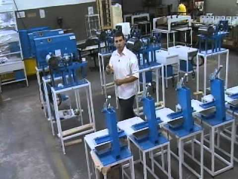 História da Compacta Print - Máquinas de Estampar e Máquinas de Sandálias