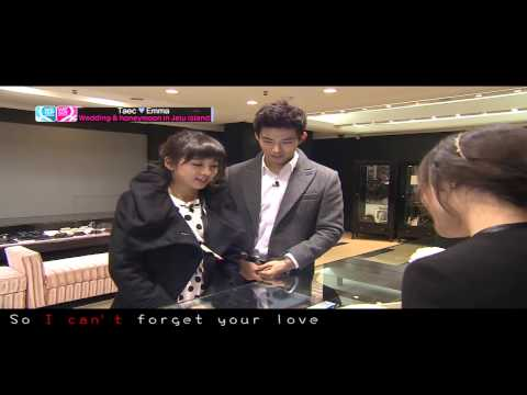 Taceyeon & GuiGui鬼澤夫婦-I can't(we got married Global )