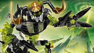 getlinkyoutube.com-LET'S BUILD! - BIONICLE - 71316: Umarak the Destroyer