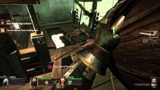 getlinkyoutube.com-Warhammer: End Times - Vermintide Black Powder Cataclysm рабочий метод фарма на февраль 2016