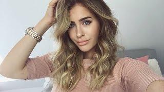 getlinkyoutube.com-California Beach Hair Tutorial | BELLA