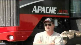 Apache Owner Testimonial: Mechanical Drive Handles Mud