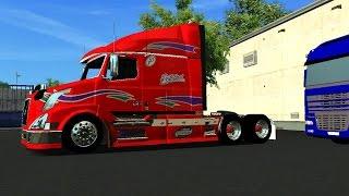 getlinkyoutube.com-pack transportes potosinos bambys truck service inc 18 wos haulin