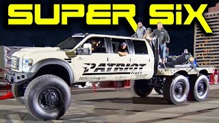 getlinkyoutube.com-SUPER SIX - 6x6x6 MONSTER Diesel!!