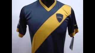 getlinkyoutube.com-Todas las camisetas de Boca Juniors
