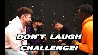 Don't Laugh Challenge | Rak-Su