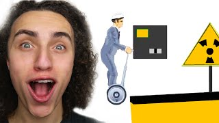 getlinkyoutube.com-THE IMPOSSIBLE LEVEL - Happy Wheels #2