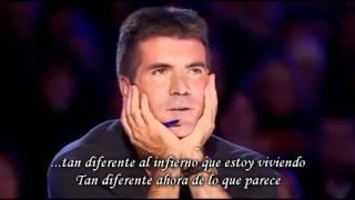 getlinkyoutube.com-Susan Boyle   Dreamed a dream HD Subtitulado en ESPAÑOL Britain's Got Talent 2009