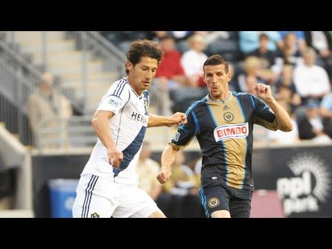 HIGHLIGHTS: Philadelphia Union vs. LA Galaxy | May 15, 2013