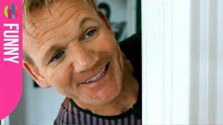 getlinkyoutube.com-Gordon Ramsay's Most Embarrassing Dad Moments! CBBC