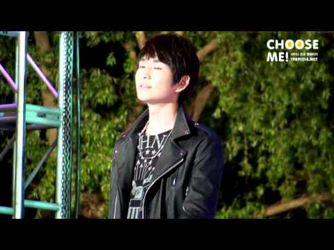 [FANCAM] 110509 Charming Onew- Hello Ending + Salute @ M!$$ Ch@nhyang Contest