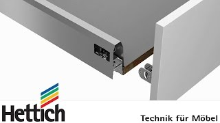 getlinkyoutube.com-ArciTech drawer system: assembly, installation and adjustment of drawers
