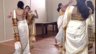 Best Navel Show in Thiruvathirakali