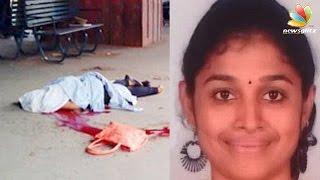 Infosys techie Swathi S killed at Nungambakkam railway station in Chennai