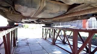 getlinkyoutube.com-переносная мини эстакада для ремонта авто